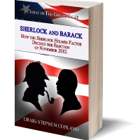 Sherlock And Barak
