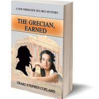 The Grecian, Earned a New Sherlock Holmes Mystery by Craig Stephen Copland