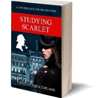Studying Scarlet A New Sherlock Holmes Mystery by Craig Stephen Copland