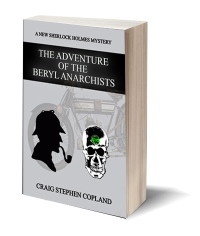 The Adventure of the Beryl Anarchists