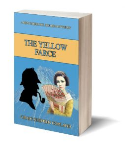 The Yellow Farce Sherlock Holmes Mysteries Craig Stephen Copland